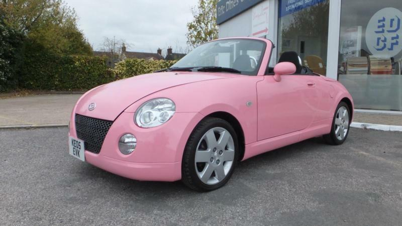 daihatsu copen roadster in ipswich suffolk gumtree. Black Bedroom Furniture Sets. Home Design Ideas