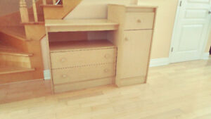 Commode pour bebe table a langer IKIA