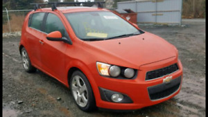 2012 CHEVY SONIC AUTO LOADED  2995$@902-293-6969
