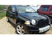 2007 Jeep Compass 2.0CRD Limited LOW MILES 8OK