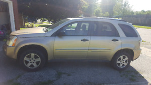 2006 Chevrolet Equinox LS FWD As Is