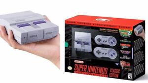 Super Nintendo Classic Edition $145