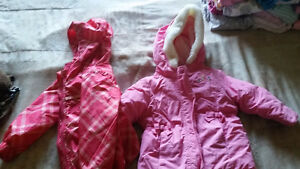 Girls clothing 18-24 mth and 2T