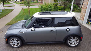 2006 MINI Mini Cooper S Coupe (2 door)