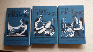 The Boy Mechanic - books 1, 2, and 3. London Ontario image 1