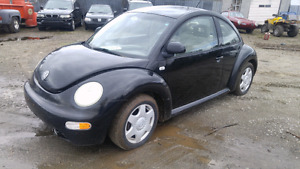 1999 bug for parts