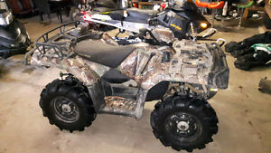 2013 Polaris Sportsman 1000