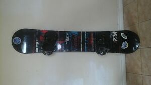 K 2   Fuse 63W Snowboard for sale