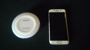 White Samsung Galaxy S6 Edge 32GB