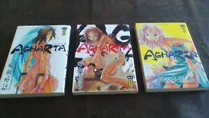 Manga Agharta ( Takaharu Matsumoto )