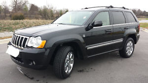 2009 Jeep Cherokee 4x4, winter tires, one owner