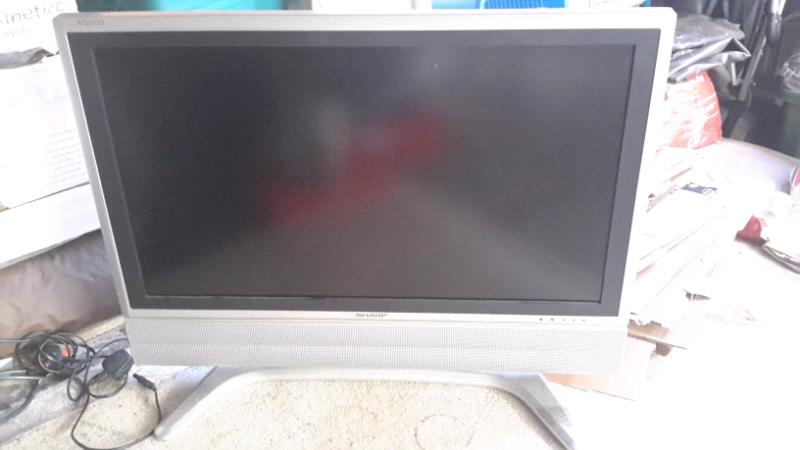 Sharp LCD TV   in Hethersett, Norfolk   Gumtree