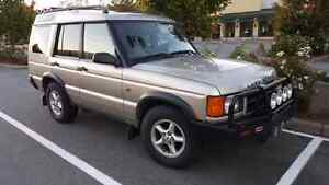2000 Land Rover Discovery S2