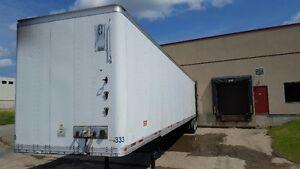 2007 Wabash Dry Van 53' Trailer West Island Greater Montréal image 5