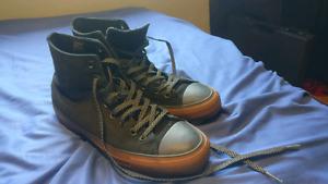Converse size 6.5 mens shoes