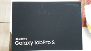 "Samsung Galaxy Tab Pro S 12"" 2-in-1 ! SEALED BOX / BOITE FERMÉE"