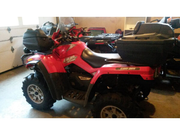 Used 2007 Can-Am Can Am 500