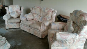 Various furniture for sale due to move/downsizing