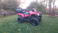 Suzuki King Quad 750 axi 2009