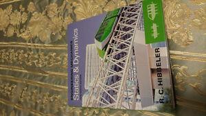 1st/2nd Year Dalhousie Engineering Textbooks