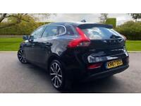 2017 Volvo V40 D2 Inscription Auto With 18inc Automatic Diesel Hatchback