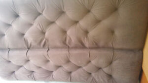 Choc color  futon sofa ... like new beds  Boat motor ect & More