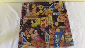 Retro Nabisco Cookies Jigsaw Puzzle