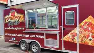 Mobile Pizzeria Food Truck/ Concession Trailer for sale