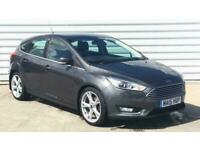 2015 Ford Focus 1.5 EcoBoost 182 Titanium X 5dr Hatchback petrol Manual