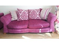 For Sale: DFS Sofa and armchair in good condition