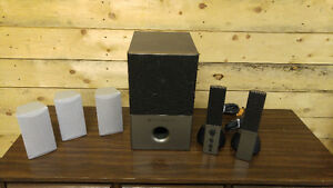 Set of Altec Computer Speakers