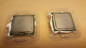 Matched Pair Intel Xeon x5150