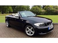 2013 BMW 1 Series 118d Exclusive Edition 2dr Ste Automatic Diesel Convertible