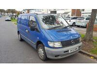 Mercedes Vito Diesel Van (Spares & Repair)