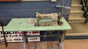 Juki Lu-563 Industrial Sewing machine`