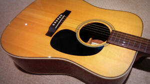 Recording King Acoustic Electric - $245