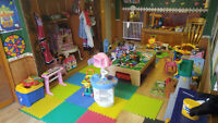 #1 In Home Daycare Spaces Available Great References/Rates