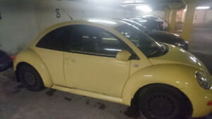 2001 Volkswagen Beetle Other