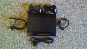 PS3 500MB for sale  ($ 100)
