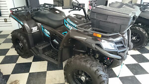 CFMoto 400 ATV with FREE Generator