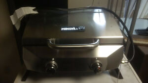 Brand New Stainless Portable BBQ.