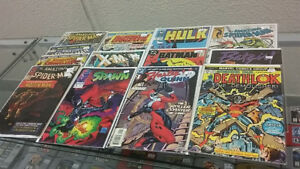 Vintage Comic book shop now open in Bowmanville Ontario!