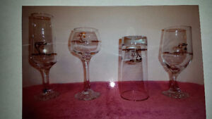 Olympic Collector Glasses