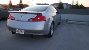 03 G35 Coupe (6MT) STOCK MINT CONDITION 9750 OBO