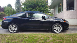 2012 Honda Civic EX Coupe 11,000