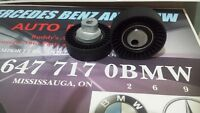 BMW and BENZ MOBILE MECHANIC --- NEW BMW PARTS. OEM AND AM.
