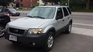 2007 Ford Escape XLT SUV, Crossover V6