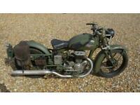1945 SERTUM MOTOCARRO 500 CC Convertible Petrol Manual