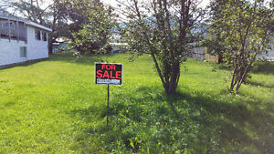 Lot in Fernie, B.C. for sale by owner.