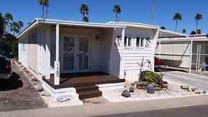 Mesa AZ. 950 ft sq mobile home